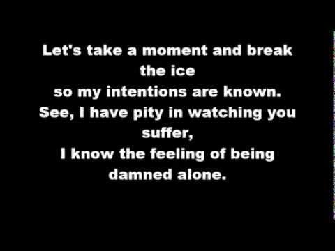 Lyrics of faint linkin park