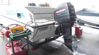 Sun Tracker Deck Boat Sportfish 2000
