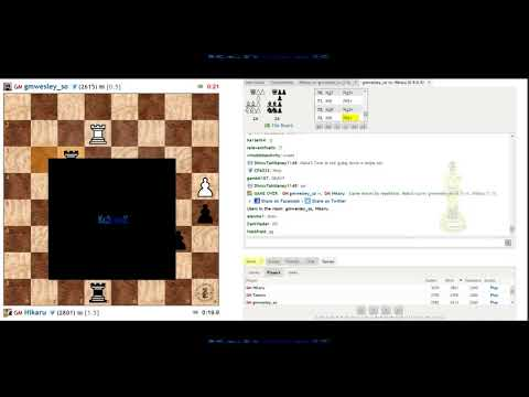 ☠ GM Hikaru Nakamura vs GM Wesley So Death Match # 30 ☠ 3 Hours of Chess Blitz & Bullet on Chess.com