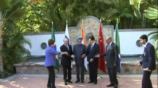 Jun 18, 2012 Mexico_Putin meets leaders of BRICS countries before G20 summit