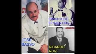 JOSÉ BASSO -  FRANCISCO FIORENTINO -  RICARDO RUIZ -  UNA LAGRIMA TUYA  - TANGO