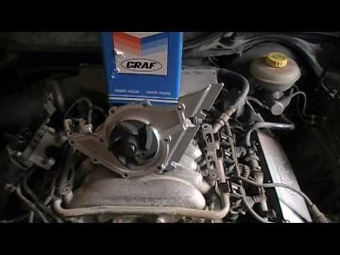 Water Pump Replacement Audi A6
