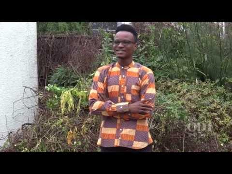Michael Ade Elegbede:  A taste of Nigeria