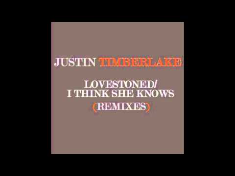 Justin Timberlake - LoveStoned/I Think She Knows (Justice Remix)