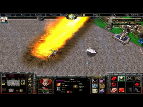 warcraft 3 (naruto vs bleach) #2