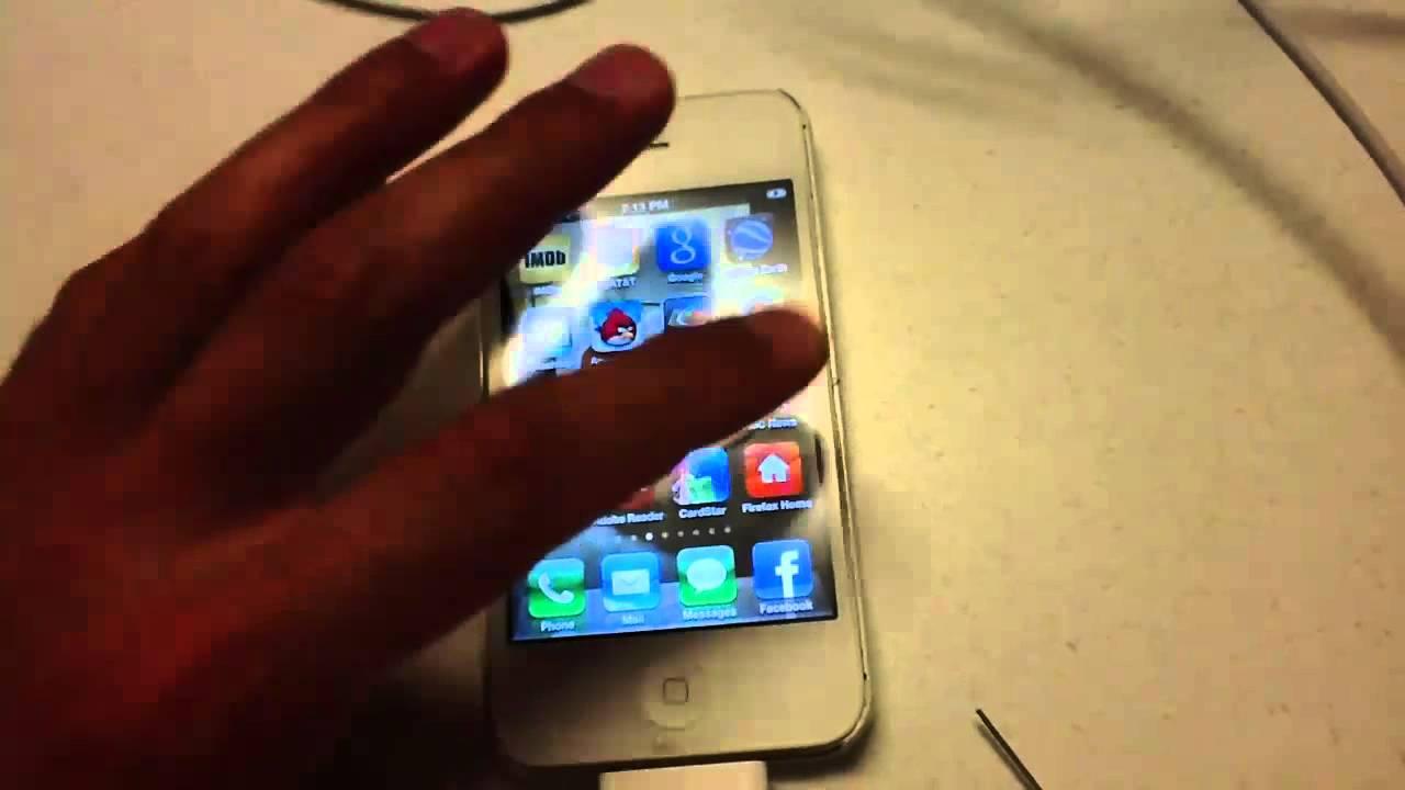 Iphone jailbreak greenpois0n 5.1