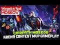Warpath Moskov Arena Contest MVP Gameplay [ Warpath is Real Moskov ] Mobile Legends