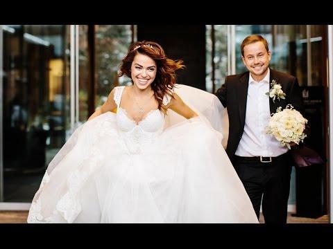 Участница шоу ХОЛОСТЯК вышла замуж. Свадьба Галины Ржаксенской и Евгения Громова.  Холостяк на ТНТ