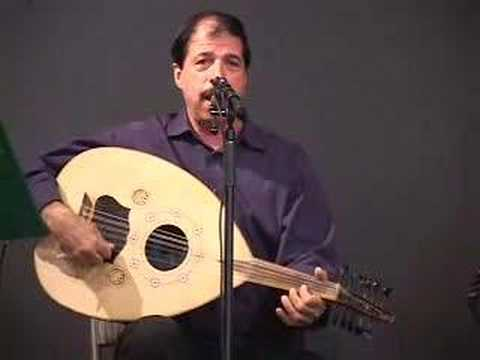 Nazir Latouf: Oud and vocals