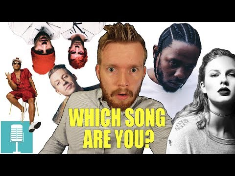 IF YOUR MYERS-BRIGGS WAS A TOP 10 SONG...