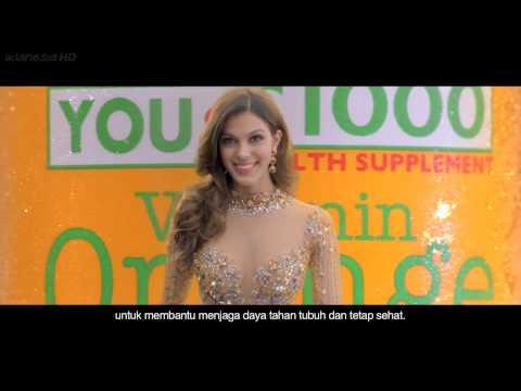Iklan YOU C1000 - Iris Mittenaere Miss Universe 2016