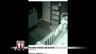 Minnesota Family 39 S Nursery Nanny Cam Hacked