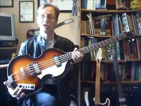 Hofner Ignition Series Violin Bass Guitar