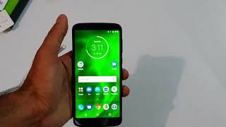 Moto G6 4GB RAM & 64GB ROM - Unboxing and Hands on Overview (Hindi)