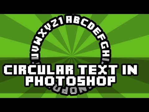 Create Type On A Path In Photoshop