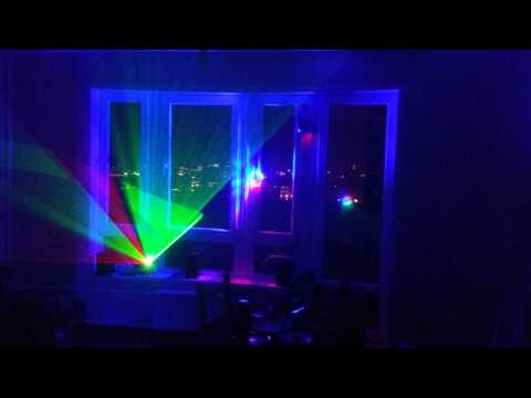 Как сделать у себя дома дискотеку