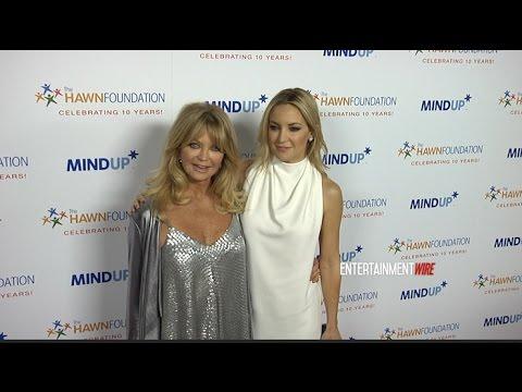 Goldie Hawn's 2014 Inaugural Love in For Kids - Kate Hudson, Rashida Jones, Melanie Griffith