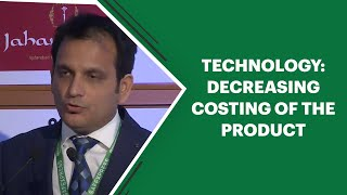 Technology  Decreasing costing of the