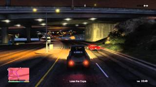 GTA 5 Gameplay - Story Mode (Weed Stash Mission 1)