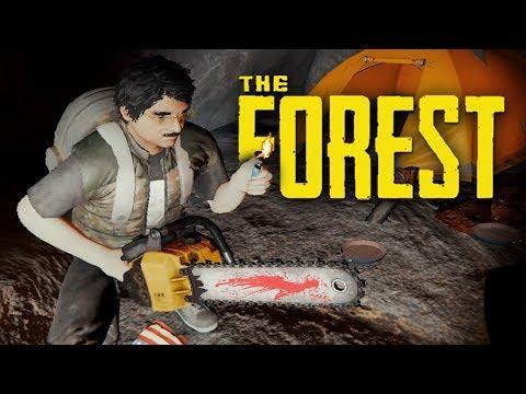 The Forest - НАШЛИ БЕНЗОПИЛУ И ДИКО УГАРНУЛИ!