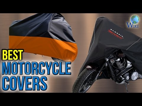 10 Best Motorcycle Covers 2017