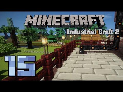 Minecraft [Industrial Craft 2] #15 Доменная печь