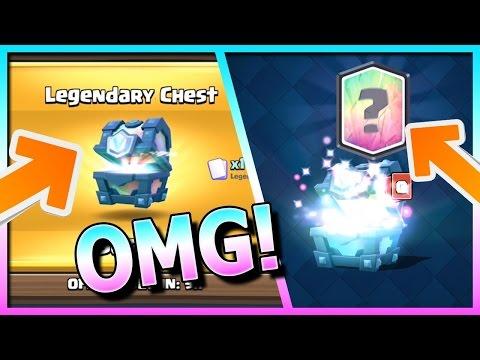Clash Royale [BG] - Legendary Chest Opening - Втората ми легендарка!!!