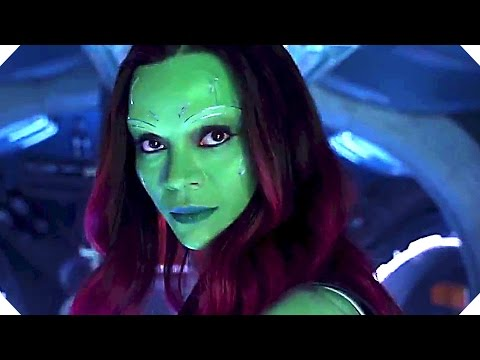GUARDIANS OF THE GALAXY 2 (SuperHero) - TRAILER