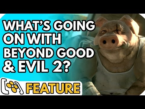 Beyond Good & Evil 2: What The Hell Is The Deal?