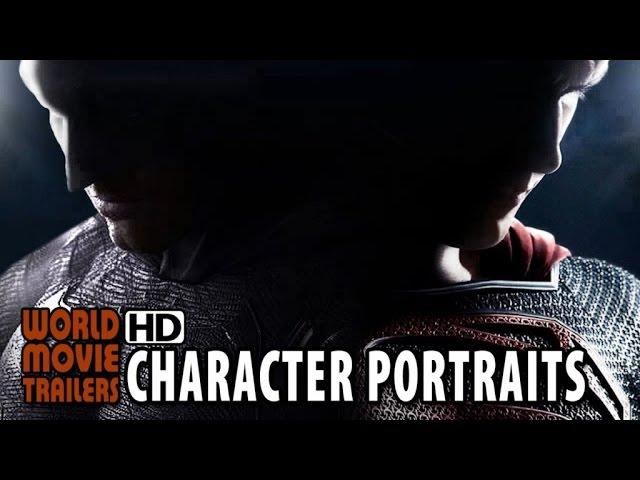 Batman v Superman: Dawn of Justice Character Portraits (2016) - Henry Cavill, Ben Affleck HD