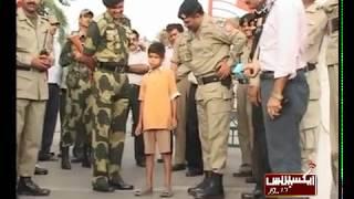 Indian Kid came pakistan mistakanly by nadeem zaeem