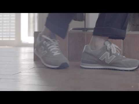 [뉴발란스_NEW BALANCE] 574: The New Classic