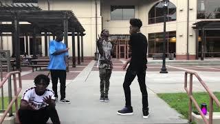 Flippdinero- leave me alone (dance video )