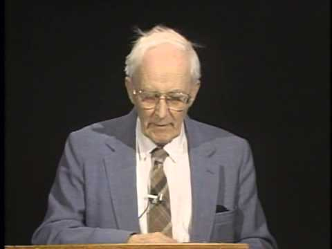 Lecture 12 - Book of Mormon - 1 Nephi 8-11 The Tree of Life - Hugh Nibley - Mormon