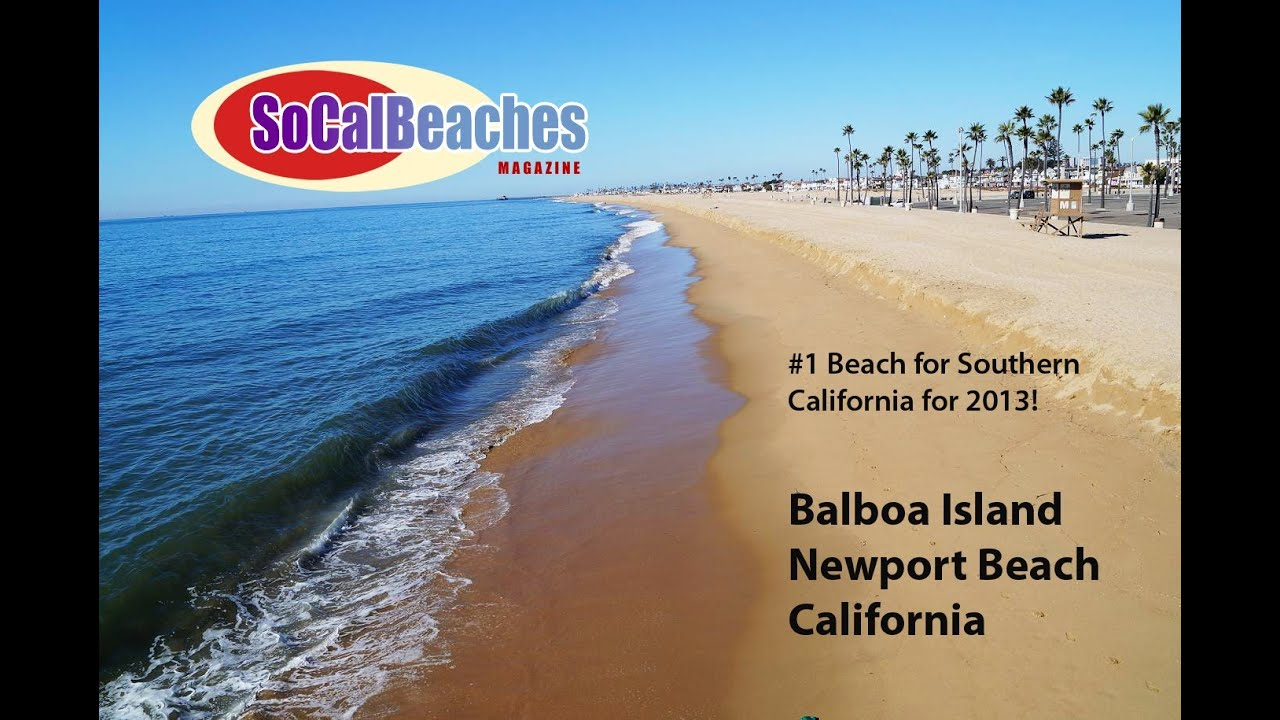 Balboa island newport beach california youtube for To do in california