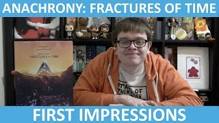 Anachrony: Fractures of Time - First Impressions - slickerdrips
