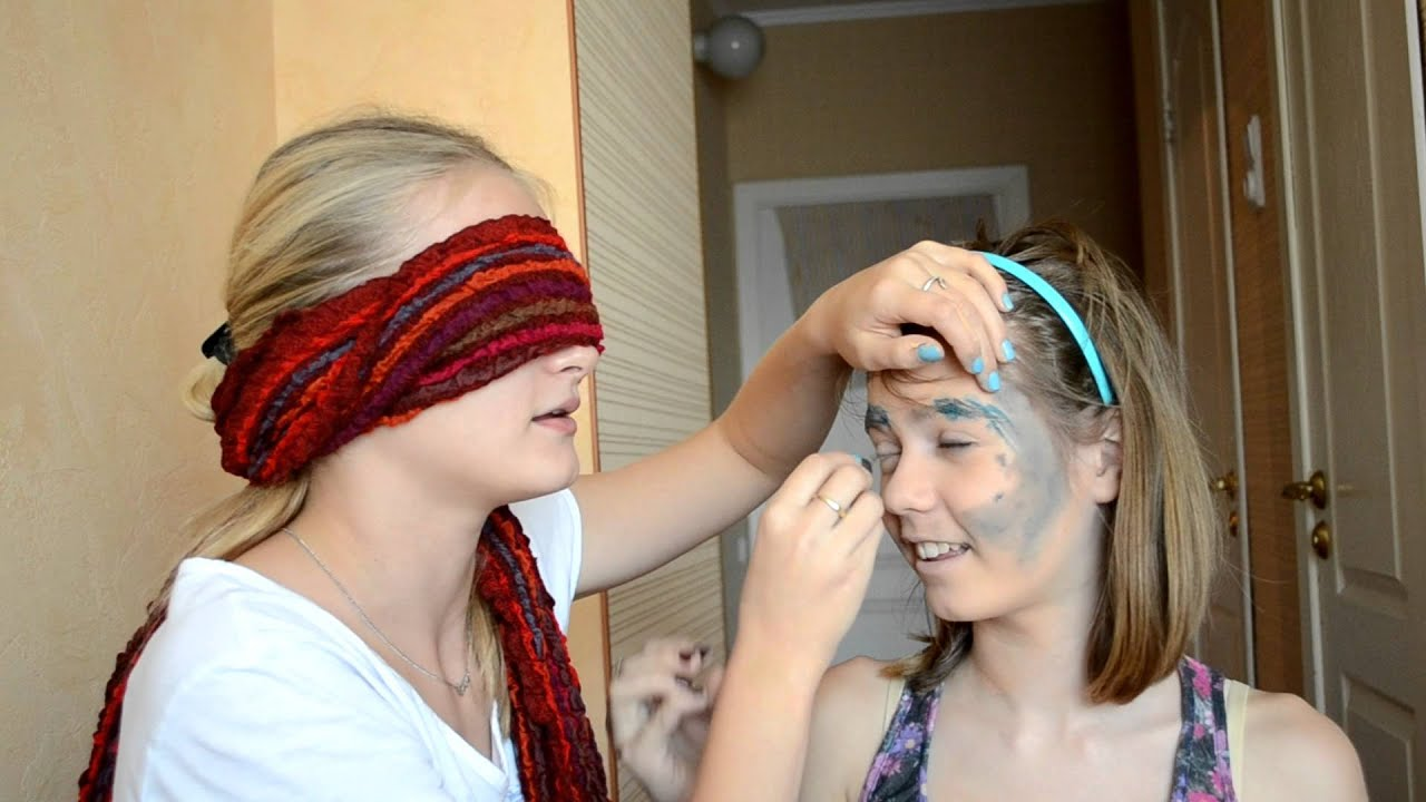 Как сделать макияж ванильки