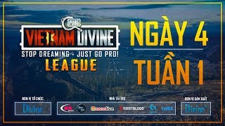 Divine League: Master | Tuần 1 |  Ngày 29/11 | Caster: Việt Anh