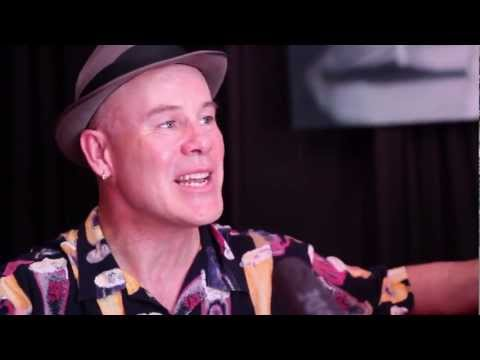 Thomas Dolby at The Voodoo Experience 2012 with Mississippi Happening