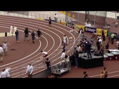The men's 4x400-meter relay final at the 2014 SEC Indoor Track & Field Championships proved to be the fastest in meet history as the Texas A&M Aggies (3:03.2...