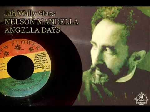 Jah Wally Stars_Nelson Mandella + Angella Days - YouTube