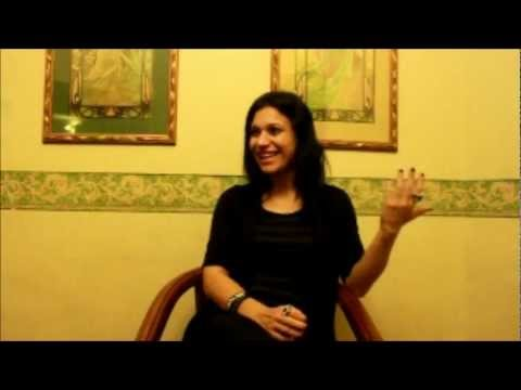 Cristina Scabbia (Lacuna Coil) about Dave Mustaine (Megadeth)