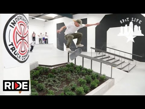 2017 Damn Am Amsterdam: Qualifiers and Best Trick – Tim Zom, Darkness, Aurelien Giraud – SPoT Life