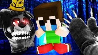 Realistic Minecraft - FNAF NIGHTMARE IN REAL LIFE!