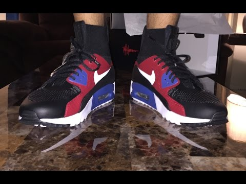Nike Air Max 90 Ultra Superfly On Feet