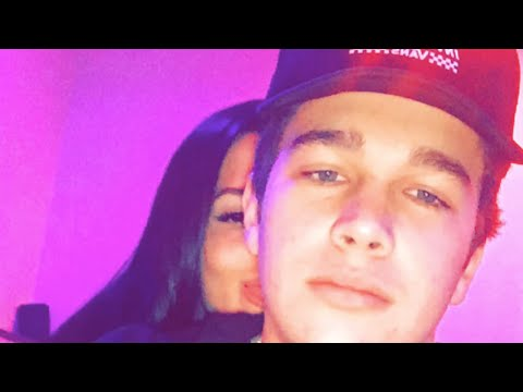 Austin Mahone | Snapchat Videos | March 23rd 2016 | ft Austin's girlfriend