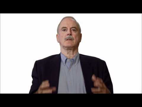 John Cleese Explaining Stupidity