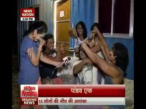 Mahabharat cast interview on set with NEWS NATION (July 29th, 2014) PART 2
