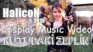 Halicon 2015 Cosplay Music Video