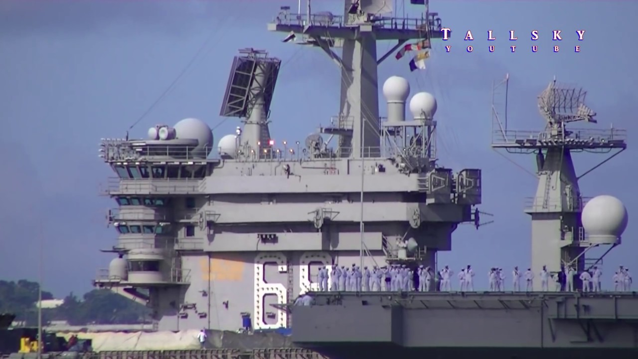 Us Navy Uss Carl Vinson Cvn 70 2010 Welcome To Your New